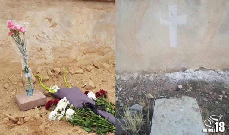 Soodmand grave
