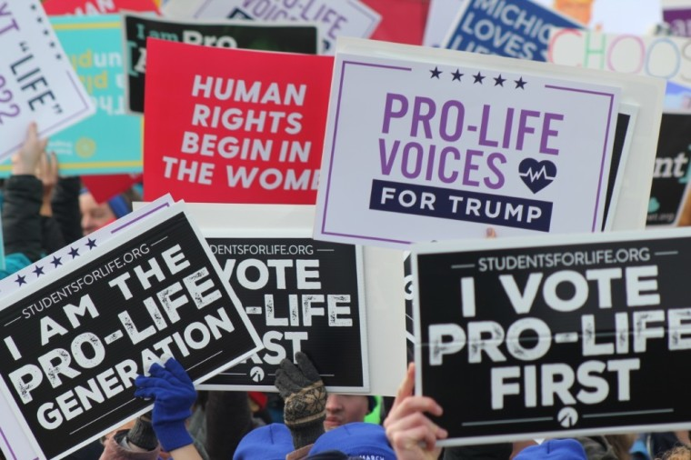 """Rolling Stone"" Writer Says the Word 'Pro-Life' Should be Canceled Because It is 'Misogynistic and Racist'"