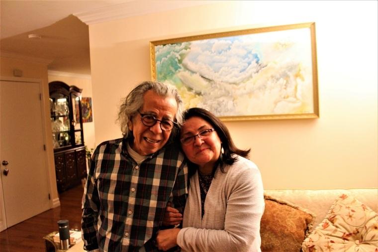 Armando and Sandra Martinez
