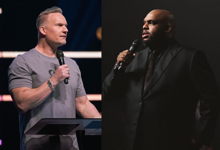 WATCH: Ron Carpenter Announces New Redemption Church Campus in Greenville, South Carolina, for Former Congregants Amid Lawsuit With John Gray