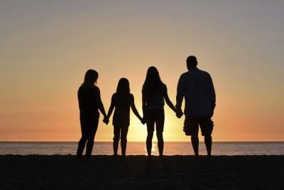 family, parents, children