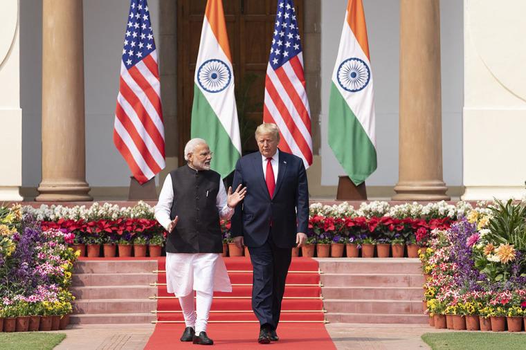 Trump praises India's Modi for 'great, open religious freedom' despite rampant persecution