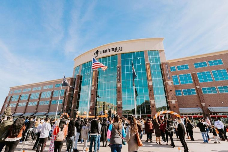 Michael Todd's Transformation Church Buys Shopping Center in Oklahoma for .5 Million
