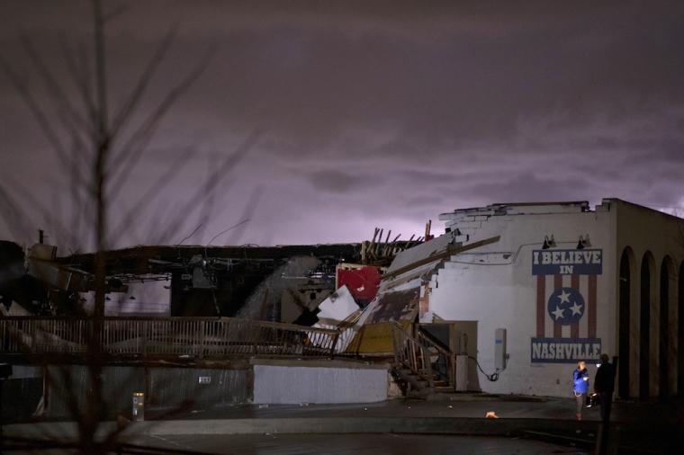 tornado nashville
