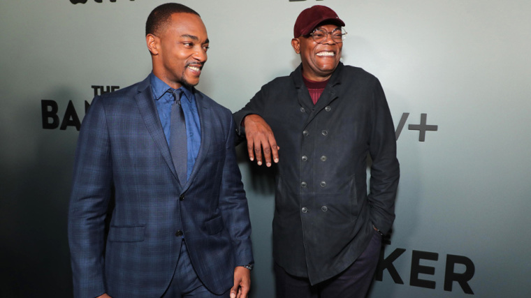"Anthony Mackie, Samuel L. Jackson, and Nia Long Hope ""The Banker"" Inspires Churches to Discuss Financial Literacy and the Wealth Gap in America"