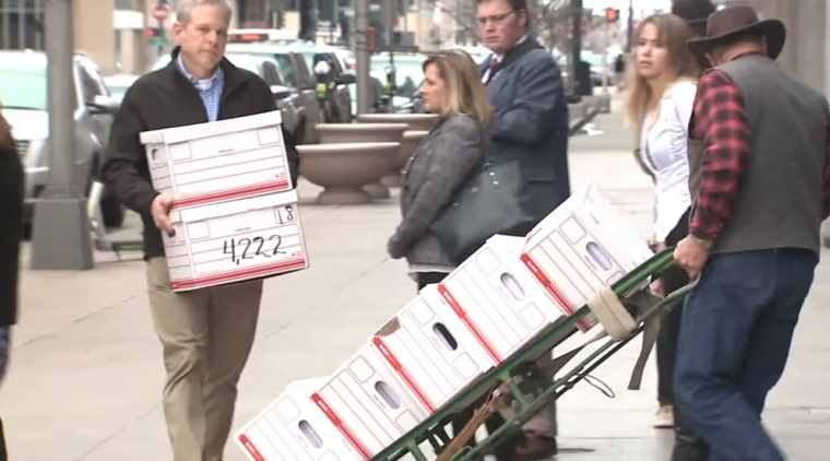 Colorado late term abortion ballot initiative