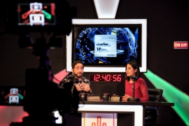 "SAT-7's Interactive TV Program ""Signal"" Gives Iran's 'Secret' Christians a Platform to Share Their Testimonies"