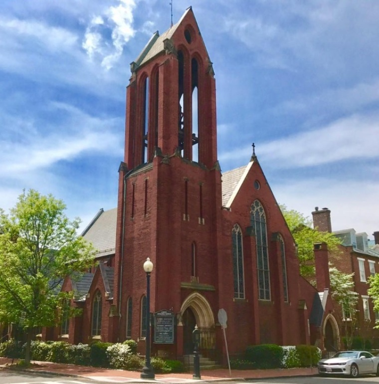 Episcopal Church in D.C. Whose Priest Was City's First Confirmed Case of Coronavirus is 'Fever Free and Feeling Pretty Good'