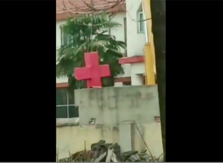 China Demolishes Church and Destroys Crosses While Christians Are on Lockdown at Homes Amid Coronavirus Crisis