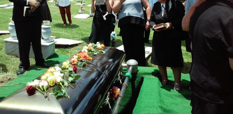 Funeral Homes Say Burying the Dead is Harder Now Under New Coronavirus Restrictions