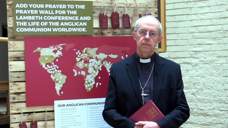 Anglican Bishops' Lambeth Conference Postponed Until 2021 Over Coronavirus Concerns