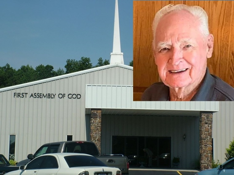 91-Year-Old Greeter is First Person from Arkansas Church to Die of Coronavirus