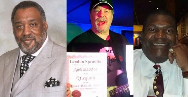 Isaac Graham, Landon Spradlin, Ronnie Hampton