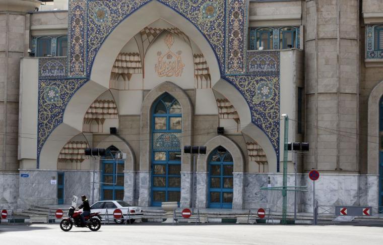 Iran, mosque