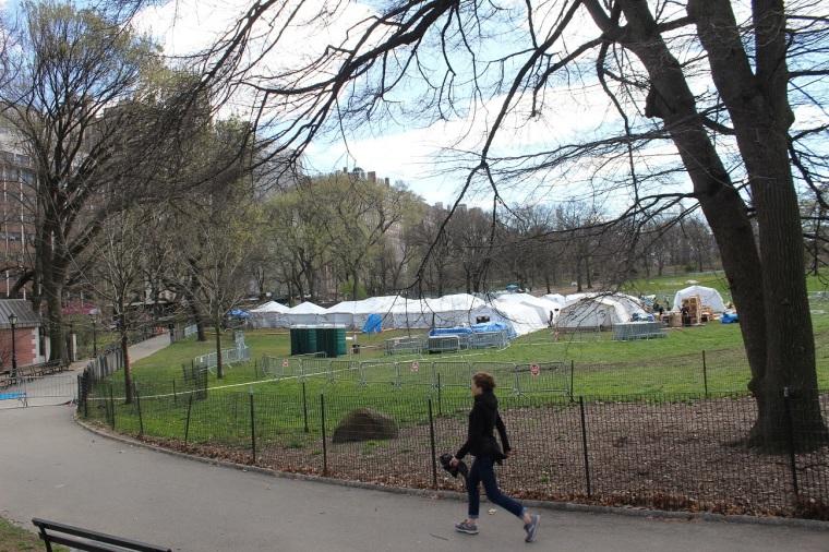 Central Park, Samaritan's Purse