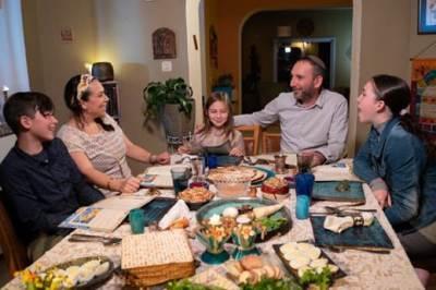 Yael Eckstein passover