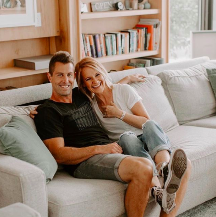 "Jeremy and Adrienne Camp Tell Couples 'You Can't Do Marriage Without Jesus' After Release of New Book, ""In Unison: The Unfinished Story of Jeremy and Adrienne Camp"""