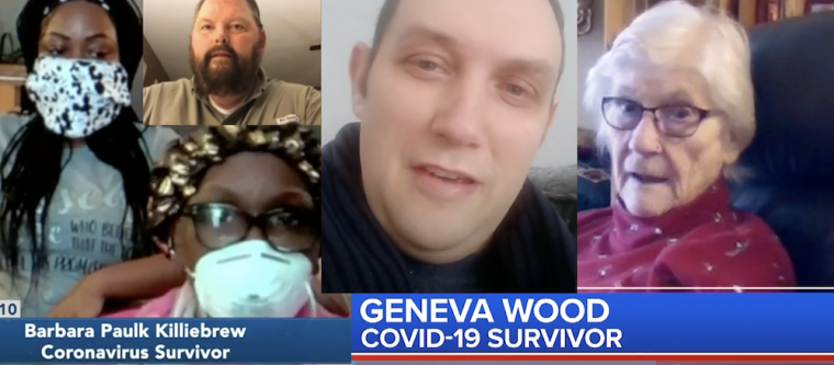 These Five Coronavirus Survivors Say God's Supernatural Intervention Saved Their Lives