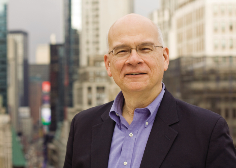 "Pastor Tim Keller Discusses Cancer Diagnosis, Death, the Hope of the Resurrection, and His New Book ""Hope in Times of Fear"""