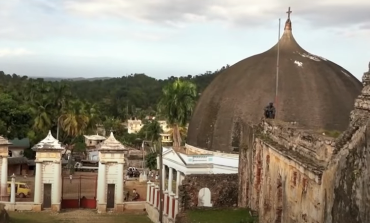 Royal Chapel of Our Lady of Immaculate Conception in Milot, Haiti