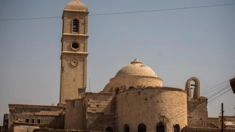 Al-Saa'a Church