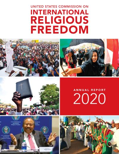 USCIRF annual report 2020