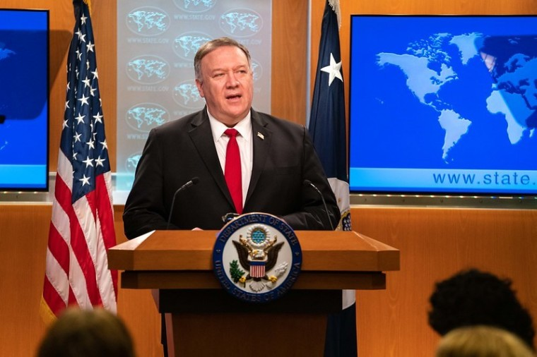 Former Secretary of State Mike Pompeo Joins Liberty University's Standing for Freedom Center