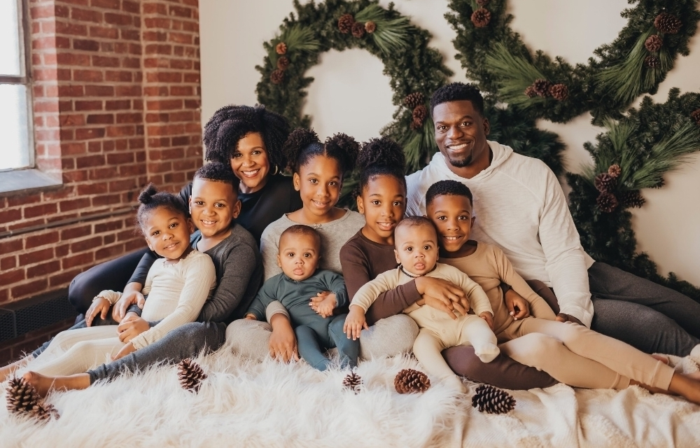 Kirsten Watson, Wife of Super Bowl Champion Benjamin Watson, Reflects on Suffering Through Miscarriages, the Joy of Motherhood, and Encourages Women Who Struggle on Mother's Day to 'Dwell on God's Blessings and Wait on the Lord'