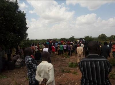 Nigeria funeral