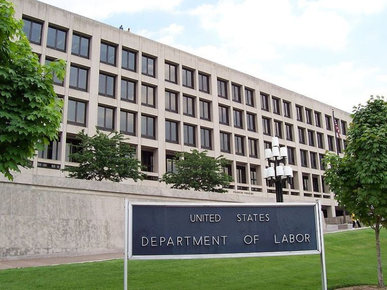 New Labor Department Guidelines Bans Discrimination Against Faith-Based Organizations in Grant Programs