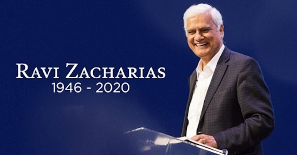 Christian Leaders Honor and Pay Tribute to Ravi Zacharias After His Death at 74