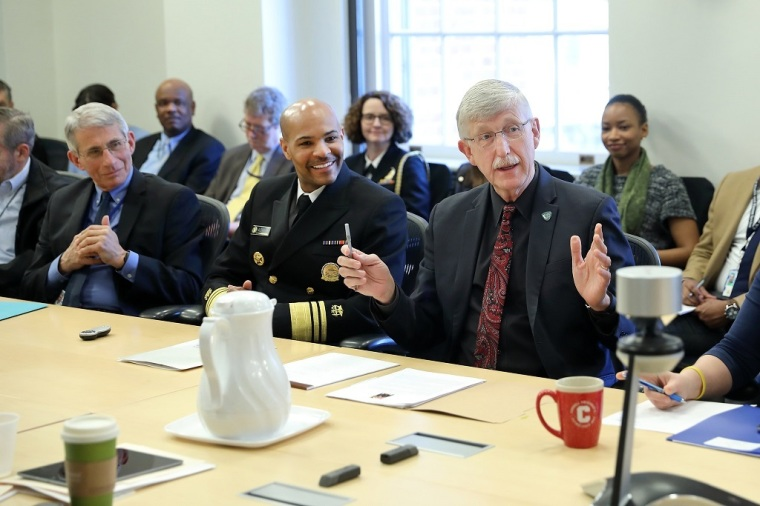 NIH Director Francis Collins Says Most Churches Should Postpone In-Person Services Until Public is Vaccinated