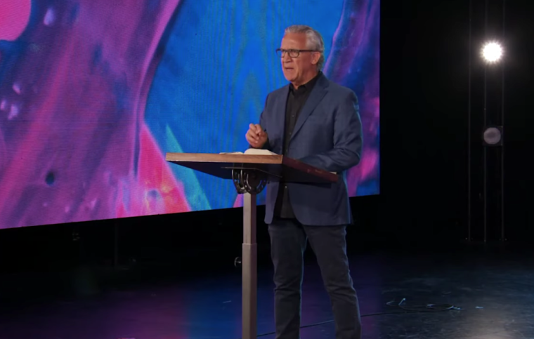Bethel Church Leader Bill Johnson Says 'Healing is as Much of the Gospel as Forgiveness'