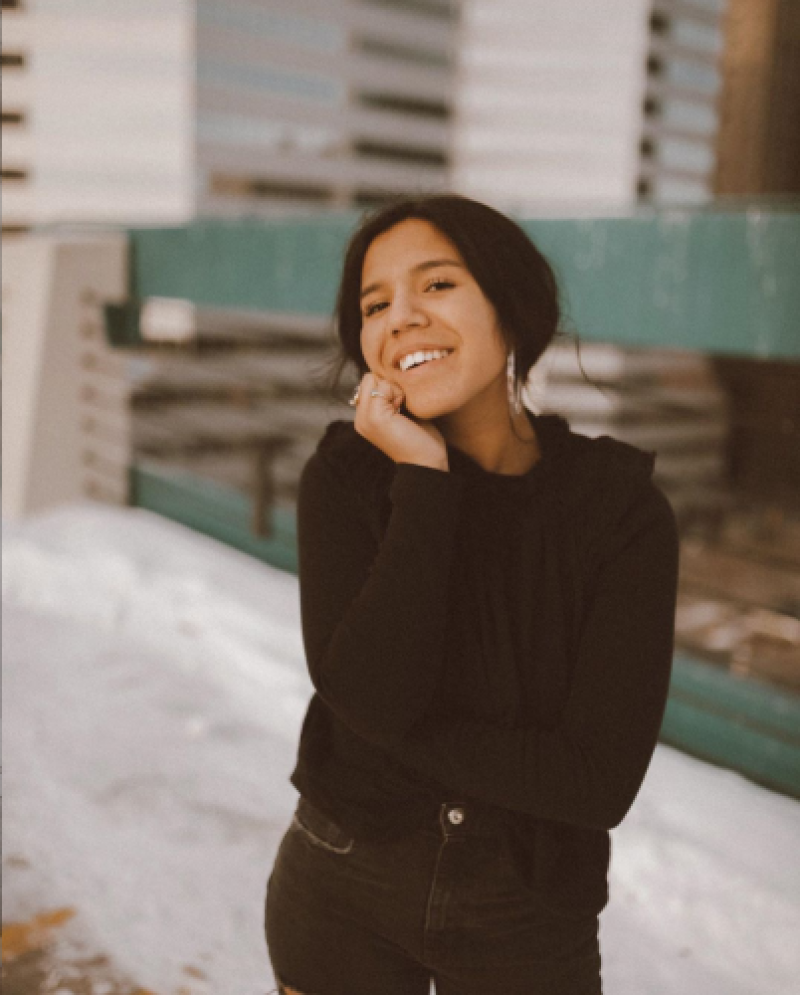 Gabrielle Odom Shares a Message of Hope Amid Quarantine Loneliness from a Gen Zer