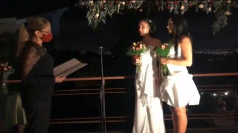 Costa Rica same-sex wedding