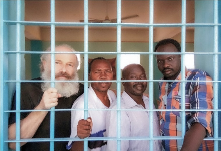 How Czech Missionary Petr Jasek Brought Sudanese Prisoners to Christ During His Year-Long Imprisonment in the Country