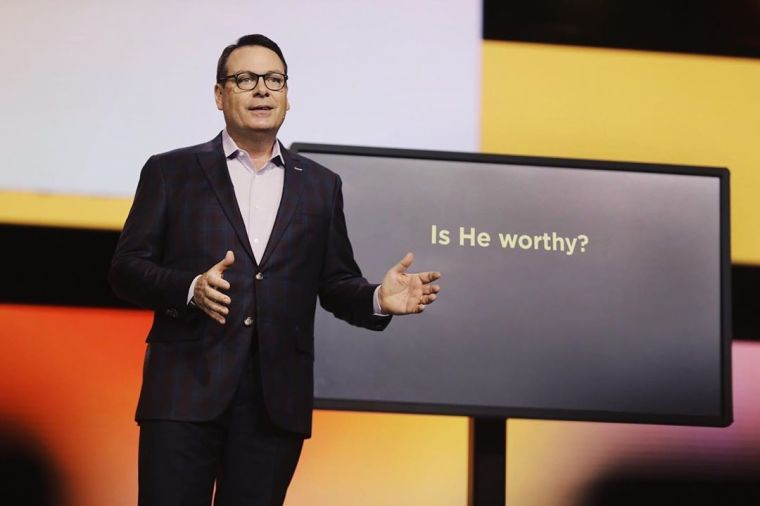 Church of the Highlands' Pastor Chris Hodges Says He Has Cried 'Buckets' and Has 'a Long Way to Go' After Controversy Over Racially Insensitive Tweets