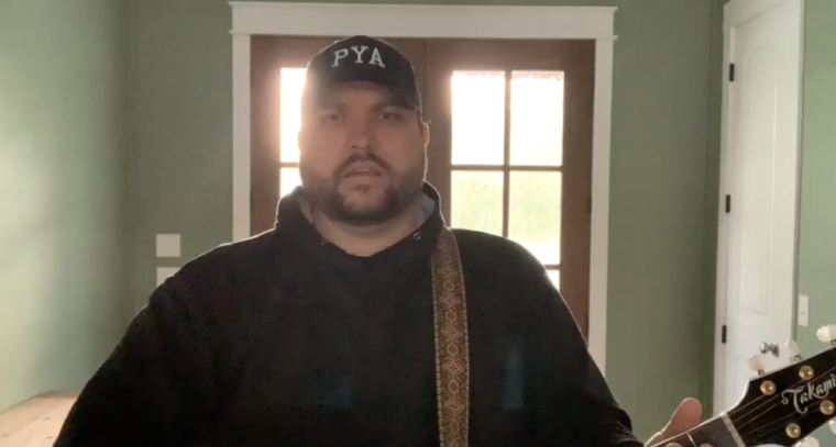 """Micah Tyler Releases New Song """"Honest"""" About Guilt He Feels for Not Doing More for Black Friends Who Have Faced Racism"""