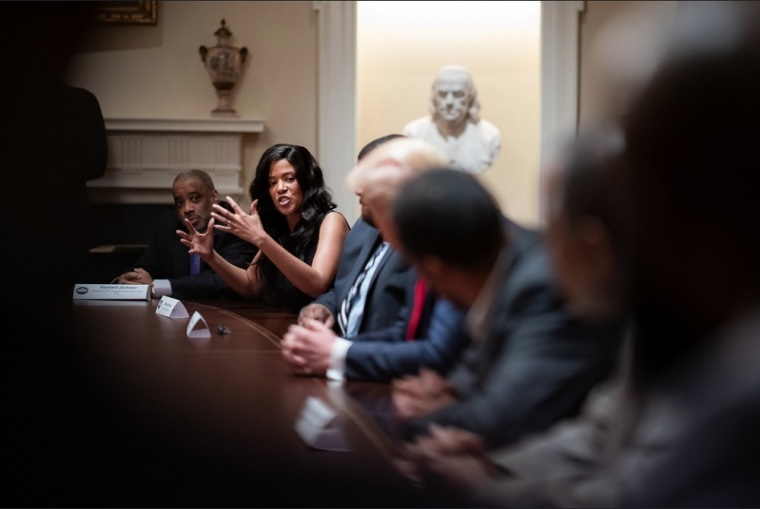 WATCH: Trump Meets With Black Leaders in Washington, DC, to Discuss Police Reform, Race, and Initiatives to Benefit Black Communities