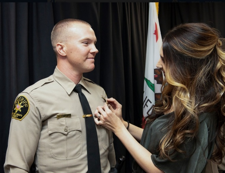 California Sheriff's Deputy Shot in Ambush on San Luis Obispo Police Station is Identified