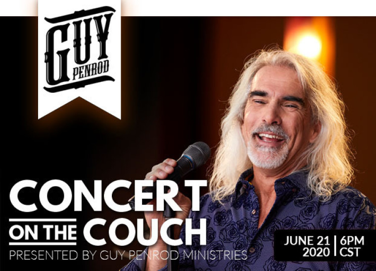 Guy Penrod Says It's Time for Christians to 'Boldy Push the Gates of Hell Backward' and Encourages Fathers to Lead Their Families by Example With Humility