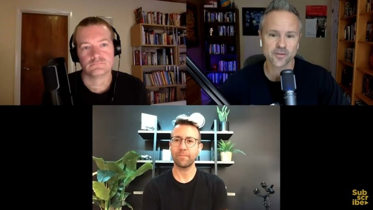 Jon Steingard and Apologist Sean McDowell Discuss Having Doubts About Christianity and Seeking the Truth