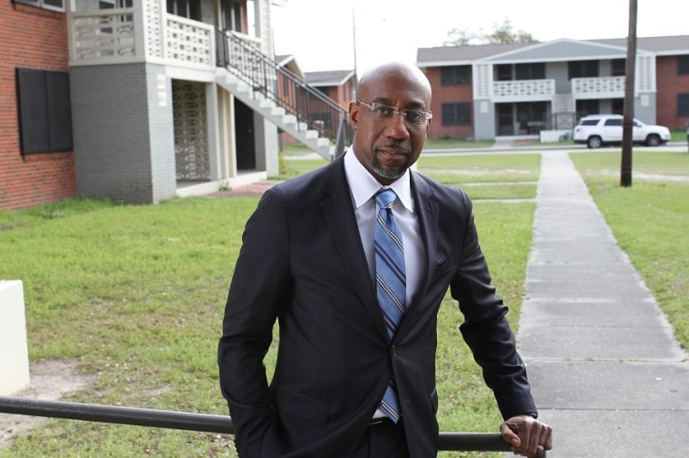 Atlanta Pastor Raphael Warnock, Who Hopes to be Georgia's First Black Senator, Says Unrest in America is the Perfect Opportunity for People of Faith to Unite and Lead