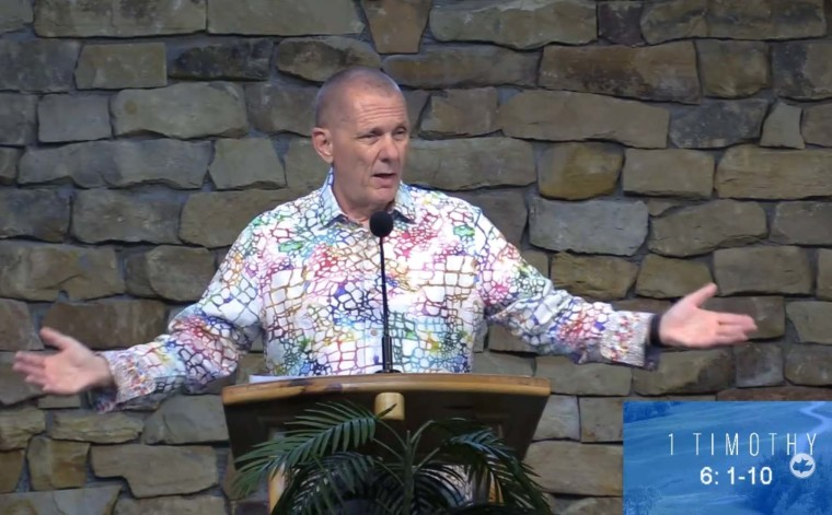 Pastor at Calvary Chapel in San Antonio Says 'I Accept Full Responsibility' After 51 Church Members Contract Coronavirus