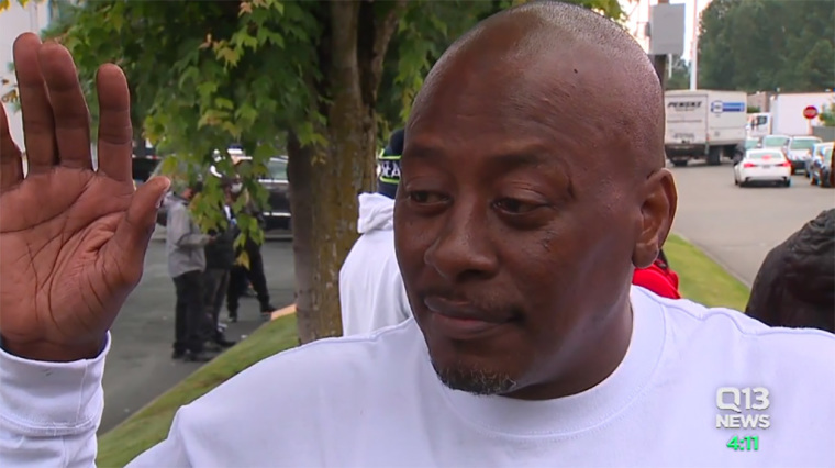 Father of 19-Year-Old Boy Shot and Killed in CHOP Zone Says Trump is the Only Public Leader Who Has Called Him