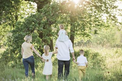 family, children, parents