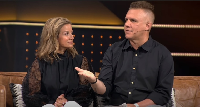 WATCH: Coronavirus Survivor Tells Andy Stanley Illness 'is Not a Conspiracy Theory' and Urges People to Take It Seriously