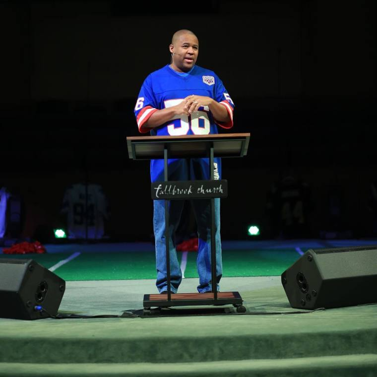 Pastor Michael Pender