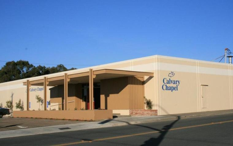 Calvary Chapel Fort Bragg