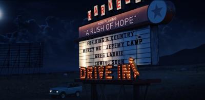 A Rush of Hope